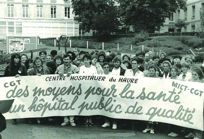 Hospitaliers du Havre sept 1991