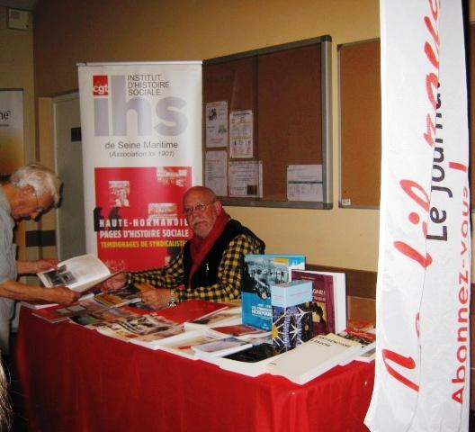 Congrès de l' Union Locale CGT de Quevilly /Couronne