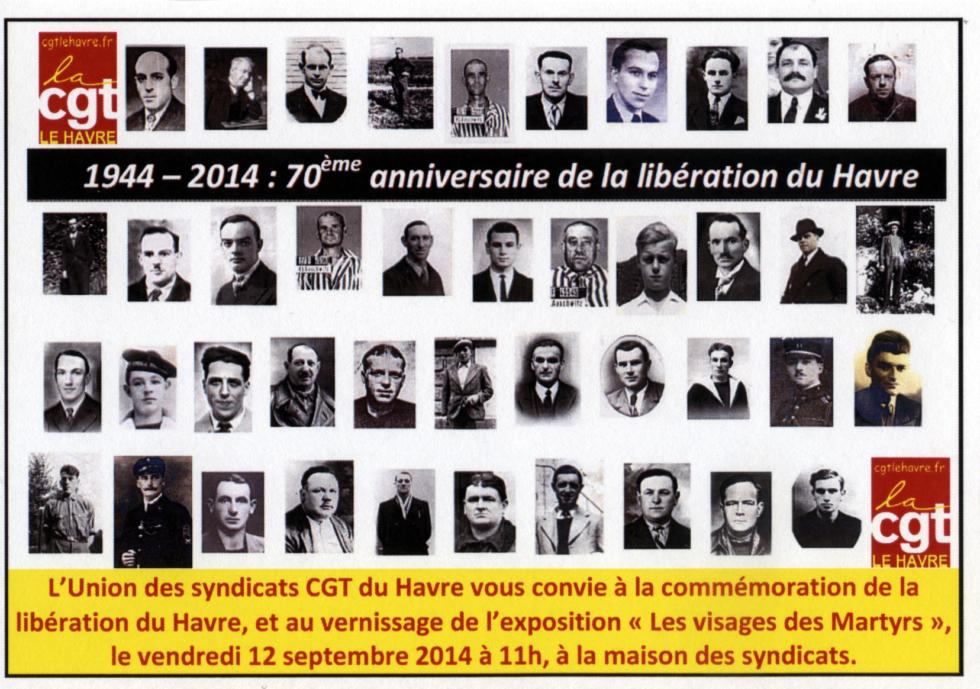 Il y a 70 ans la Libération