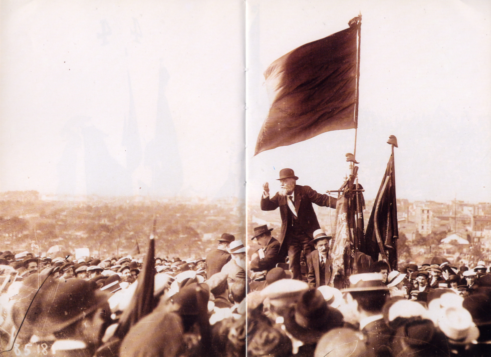 Pour une commémoration militante du centenaire de la mort de Jaurès