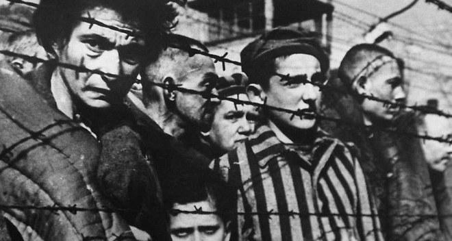 Il y a 70 ans, la libération d'AUSCHWITZ.