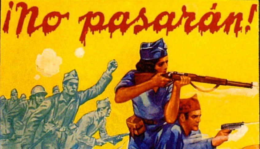 17 juillet 1936 : Coup d'État fasciste contre la jeune République espagnole (d'après un texte de R.Clément)