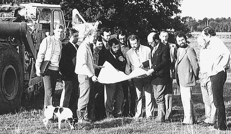 70 ans des C.E. En Seine-Maritime: l'expérience de «Bois Chataignier»