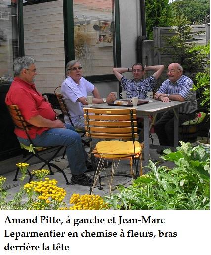 James Dean est mort, Amand et Jean-Marc Aussi- Un article de Roger Martin