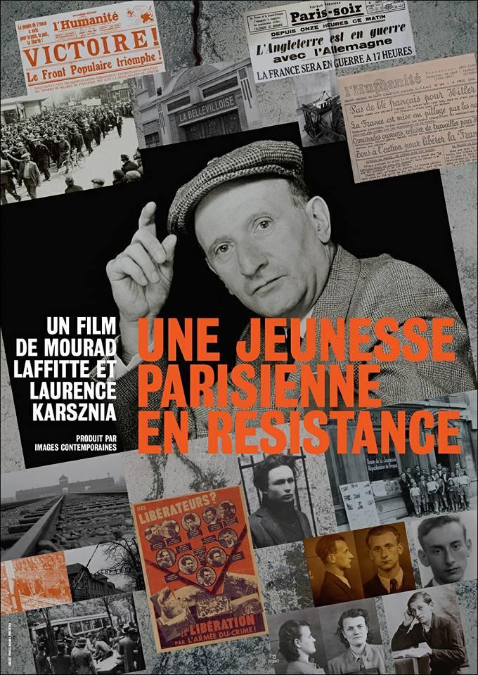« Une jeunesse parisienne en résistance »