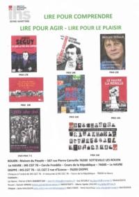 Meilleurs vœux pour cette année commémorative des 50 ans des grèves de 1968