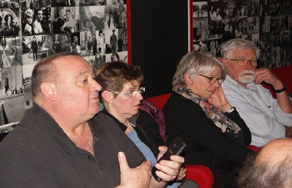 4 avril 2019 Cycle cinéma «Paix et Solidarité» le débat