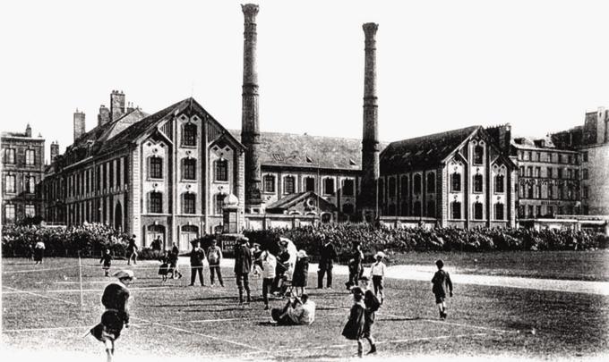 Manufacture des Tabacs de Dieppe, 1905